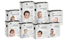 Load image into Gallery viewer, Applecrumby Chlorine Free Baby Tape Diaper