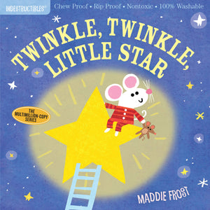Indestructibles Twinkle, Twinkle, Little Star Book