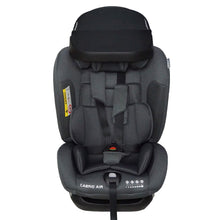 Load image into Gallery viewer, Akeeva Luxury Carseat (Cabrio Air) AVC-007