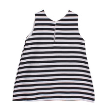 Load image into Gallery viewer, Adorable Baby Girls Kids Stripes Top Blouse w/ Collar