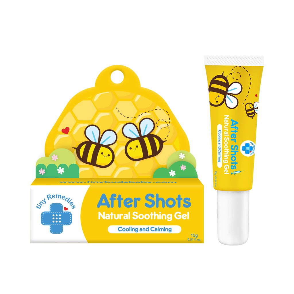 Tiny Buds Baby Naturals After Shots Soothing Gel
