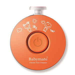 Babymate - Mom & Kids Electronic Nail Trimmer