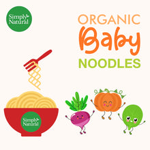 Load image into Gallery viewer, Simply Natural Organic Baby Noodles