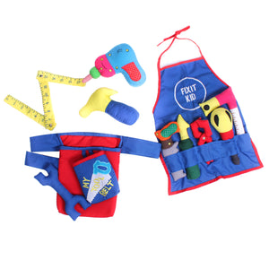 Tool Belt Soft Toy