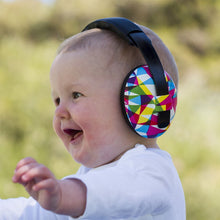 Load image into Gallery viewer, Banz Earmuffs Baby - Geo