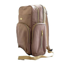 Load image into Gallery viewer, Bebe Chic Robyn Backpack - Taupe