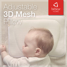 Load image into Gallery viewer, Bebear Adjustable 3D Mesh Pillow