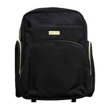 Load image into Gallery viewer, Bebe Chic Robyn Backpack - Black