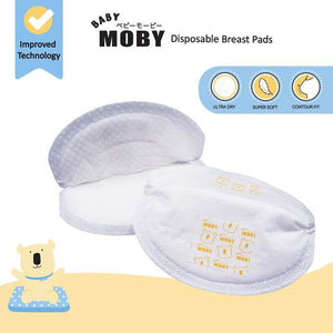 Baby Moby Disposable Breast Pads