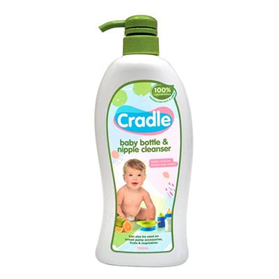 Cradle Nipple & Bottle Cleanser