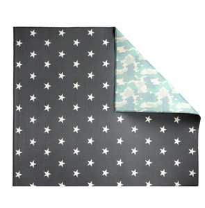 Play with Pieces - Star/Camo Play Mat
