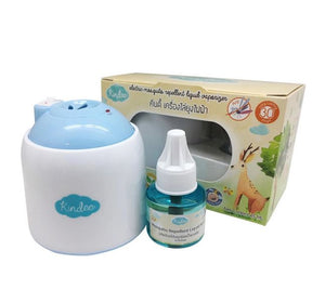 Kindee Electric Mosquito Repellent Liquid Vaporizer 1 Set