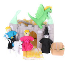 Load image into Gallery viewer, Castle Bag Soft Toy