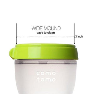 Comotomo Baby Bottle (250 ml Pack of 2)