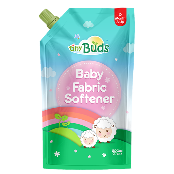 Tiny Buds Natural Fabric Softener