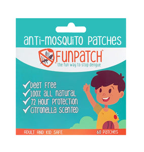 Funpatch - Anti-Mosquito Patches