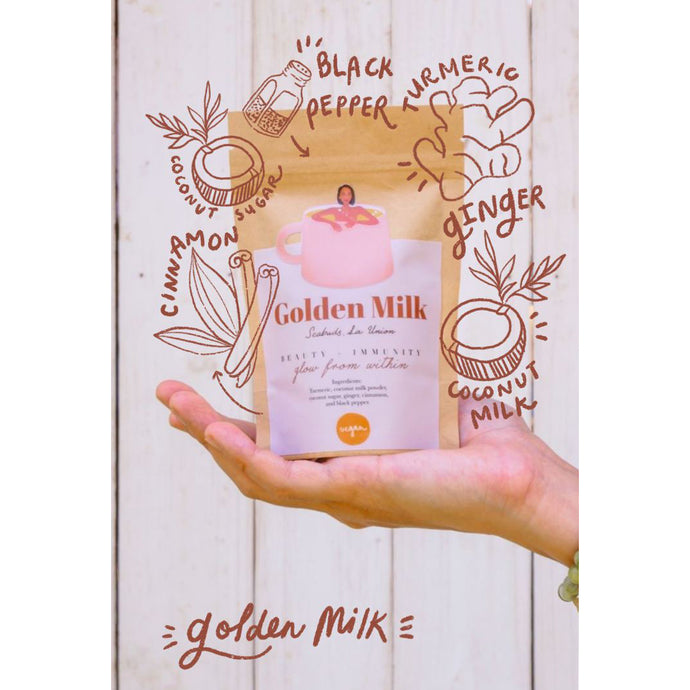Seabuds Golden Milk