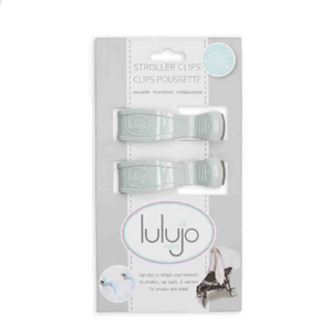 Lulujo Stroller Clip (Set of 2)