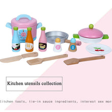 Load image into Gallery viewer, Wooden Toys Japanese Type Kitchen B