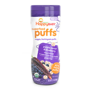 Happy Baby Superfood Puffs Snack