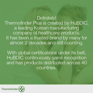 HuBDIC Thermofinder Plus HFS-1000