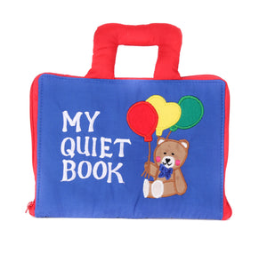 My Quite Book Balloons Cloth Book