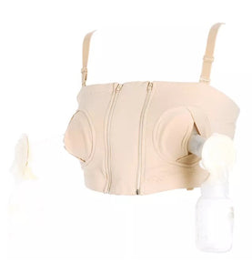 Inay Moments Hands Free Pumping Bra