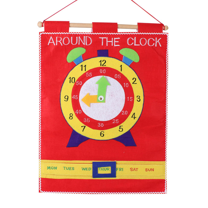 Around the Clock Chart
