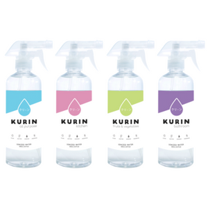 Kurin Super Alkaline Ionized Water - Spray 500ml