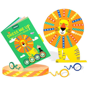 Mideer Dress Me Up Tape Activity Book