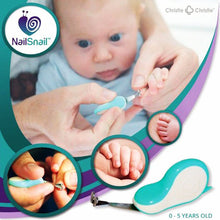 Load image into Gallery viewer, Nailsnail Baby Nail Trimmer 0-5 years