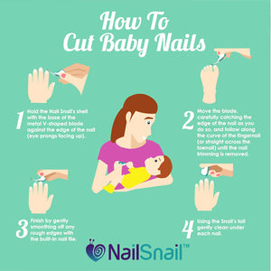 Nailsnail Baby Nail Trimmer 0-5 years