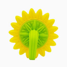 Load image into Gallery viewer, Orange & Peach Silicone Bath Brush