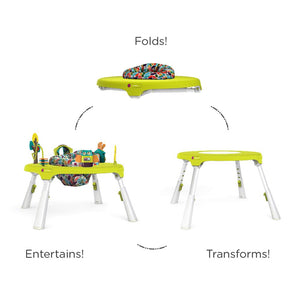 Oribel PortaPlay Convertible Activity Center with Stools