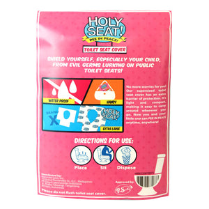 Holy Seat Toilet Seat Cover Supersized 4s