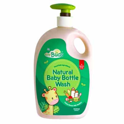 Tiny Buds Natural Baby Bottle Wash