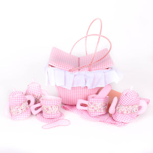 Tea Set Soft Toy