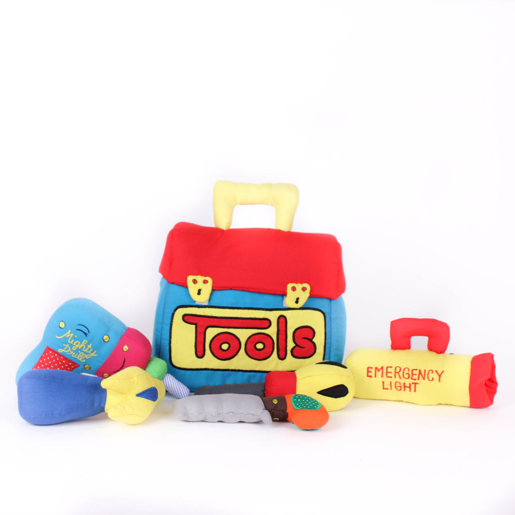 Tools Bag Soft Toy