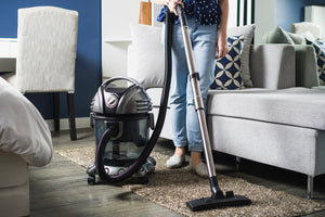 UV CARE Maximus Cyclonic Water Filtration Vacuum