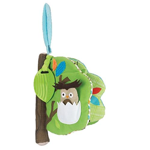 Tree Top Friends Soft Activity Book