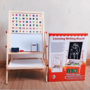 Wooden Learning Writing Board