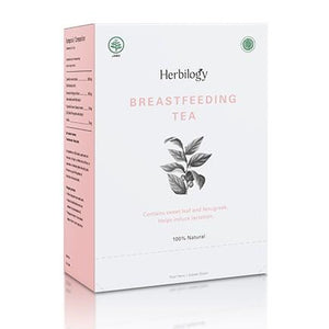 Herbilogy Breastfeeding Tea