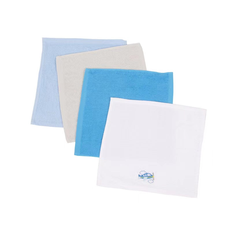 Sunnozy 4pcs Wash Cloth