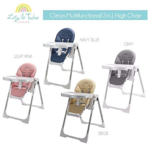 Lily and Tucker - Cleon High Chair