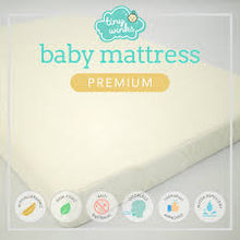 Load image into Gallery viewer, Tiny Winks Premium Mattress - Arms Reach Mini Ezee (2x19x32.5)