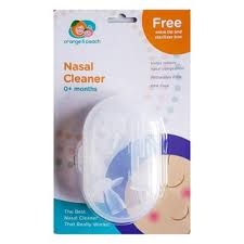 Orange & Peach Nasal Cleaner