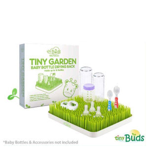 Tiny Buds Natural Tiny Garden Bottle Drying Rack