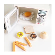 Load image into Gallery viewer, Wooden Toys Microwave Oven