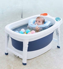 Load image into Gallery viewer, Knicknacks New Collapsible Wash and Play Tub