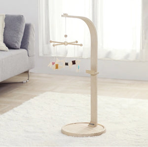 Sagepole Wooden Mobile with Stand